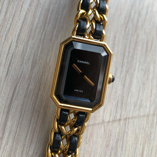 CHANEL - シャネル プルミエール腕時計