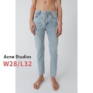 アクネ(ACNE)のAcne Studios RIVER Marble wash W28 デニム(デニム/ジーンズ)