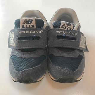 ニューバランス(New Balance)の👟new balance / キッズシューズ 13.5cm(スニーカー)
