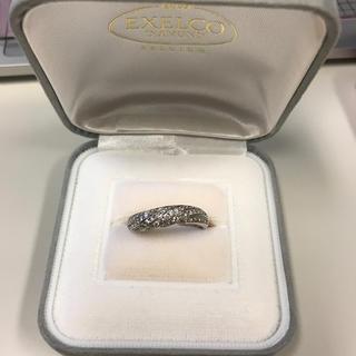 ダイヤモンド プラチナリング 19号(リング(指輪))