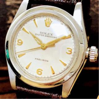 ROLEX - ◆激レア!ディスコンモデル1930S ロレックス スピードキング  オイスター