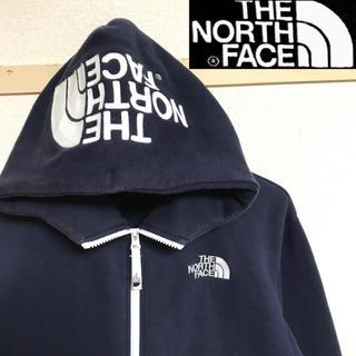 THE NORTH FACE - 名作!NORTH FACE ノースフェイス リアビュー フルジップ フーディー