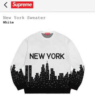 Supreme - 新品 国内正規品 Supreme New York Sweater
