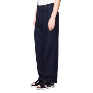 サンシー(SUNSEA)の【CLANE HOMME】PLAY TUCK PANTS(デニム/ジーンズ)