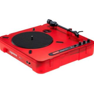 シュプリーム(Supreme)のSupreme Numark PT01 Portable Turntable(ターンテーブル)