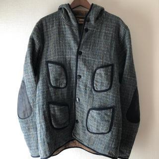 キャピタル(KAPITAL)の⭐︎sekiyuou8271様専用⭐︎ キャピタル  ウールジャケット サイズ4(ブルゾン)