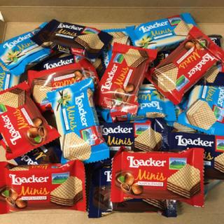 チョコレート(chocolate)のコストコ ローカーウエハース ミニーズ(菓子/デザート)