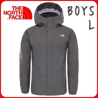 THE NORTH FACE - THE NORTH FACE マウンテンパーカー BOYS L グレー