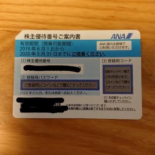【1~6枚】ANA 株主優待券