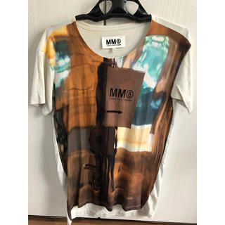 エムエムシックス(MM6)のマルジェラTシャツ(Tシャツ/カットソー(半袖/袖なし))