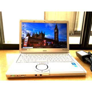 Panasonic - CF-NX3 i5 256G/SSD 8G 1600x900 Panasonic