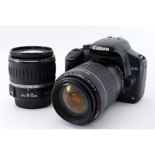 Canon - ★特価★キヤノン CANON Kiss X2 Wレンズセット