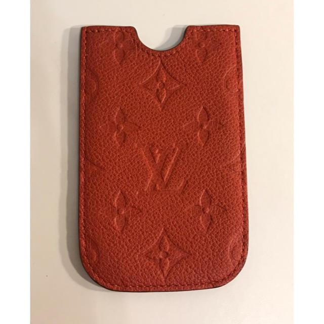 LOUIS VUITTON - ルイヴィトン スマホカバー モノグラム アンプラント エテュイ iPhone 4の通販 by ampool shop|ルイヴィトンならラクマ