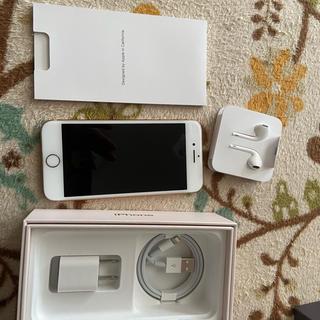 iPhone - iPhone8 64gb SIM解除 付属品新品未使用