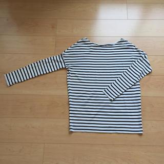 DEUXIEME CLASSE - Deuxieme Class ボーダーTシャツ