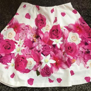 ダチュラ(DaTuRa)のスカート(ひざ丈スカート)