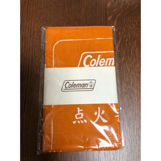 コールマン(Coleman)の新品未使用コールマンバンダナ Coleman オレンジ(その他)