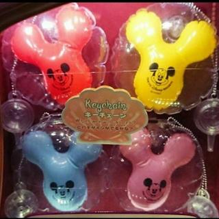 Disney - ディズニー バルーン ガチャ 4個コンプセット
