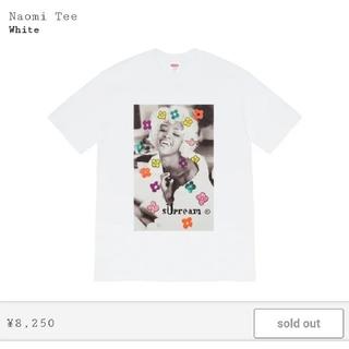 シュプリーム(Supreme)のSupreme Naomi Tシャツ(Tシャツ/カットソー(半袖/袖なし))