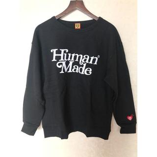 Human made x Girls Dont cry Crewneck L(スウェット)