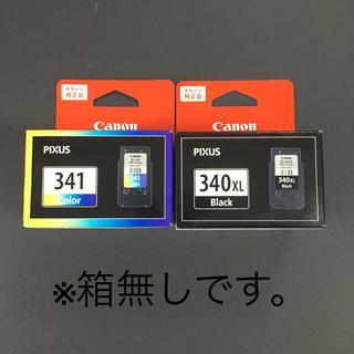 キヤノン(Canon)のCanon 純正 インク BC-341XL 3色カラー  BC-340XL (PC周辺機器)