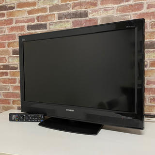ミツビシデンキ(三菱電機)のMITSUBISHI 液晶テレビ REAL 32インチ LCD-32MX30(テレビ)