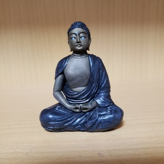 エポック(EPOCH)の仏像コレクション 阿弥陀如来像(ミリタリー)