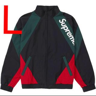 Supreme - Supreme Paneled Track Jacket Black L