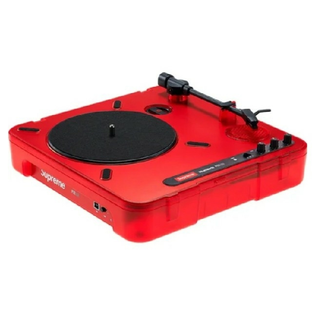 Supreme(シュプリーム)の専用 supreme  ターンテーブル 2台セット 楽器のDJ機器(ターンテーブル)の商品写真