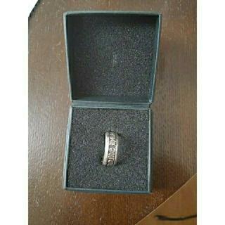 クロムハーツ(Chrome Hearts)のクロムハーツ ラベルリング(リング(指輪))