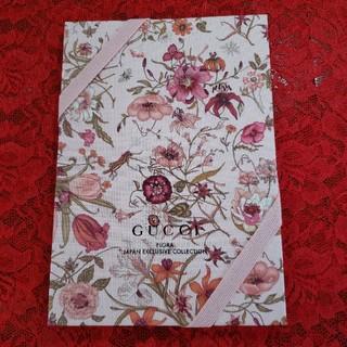 グッチ(Gucci)の美品⭐GUCCI 春カタログ冊子 FLORA グッチ(ファッション)