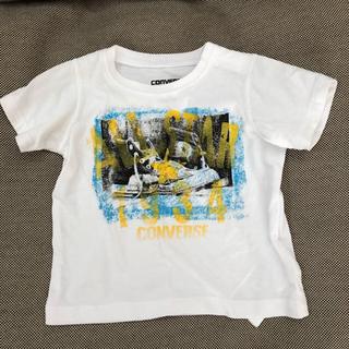 コンバース(CONVERSE)のコンバース★プリントTシャツ6-9m★70-75cm(Tシャツ)