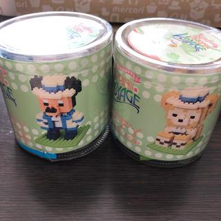 Disney - ディズニーナノブロック  ダッフィ