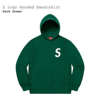シュプリーム(Supreme)のsupreme 20ss S Logo hooded sweatshirt L (パーカー)