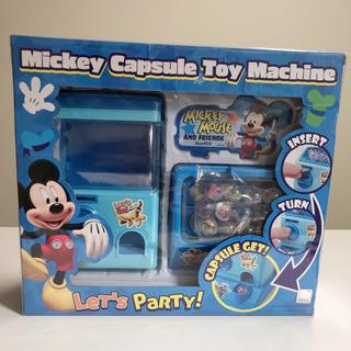 Disney - ミッキー カプセルトイマシーン ミッキーガチャガチャ