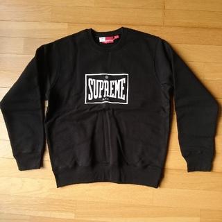 Supreme - 新品未使用Supreme Warm Up Crewneck Sサイズ