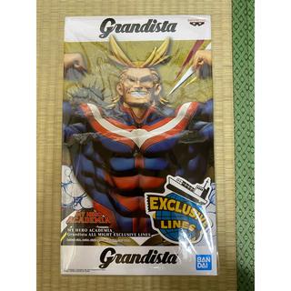BANPRESTO - 海外限定 僕のヒーローアカデミア フィギュア Grandista オールマイト