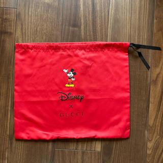 グッチ(Gucci)の未使用♡GUCCI×Disneyコラボ♡保存袋(その他)