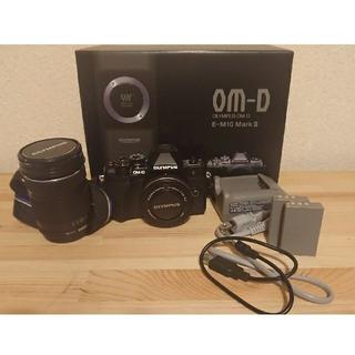 OLYMPUS - OLYMPUS OM-D E-M10 mark3