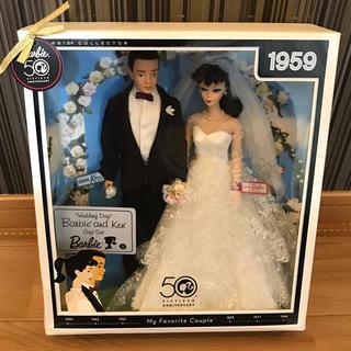 バービー(Barbie)のBarbie バービー ウェディング 1959(ぬいぐるみ/人形)