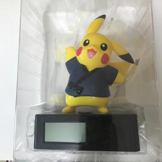 ポケモン - くら寿司 ピカチュウ時計