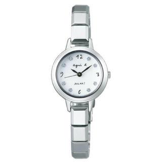 アニエスベー(agnes b.)のアニエスベー   ソーラー 時計(腕時計)