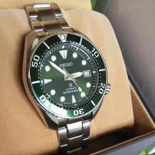 セイコー(SEIKO)のSEIKO SBDC081ダイバーグリーン(腕時計(アナログ))
