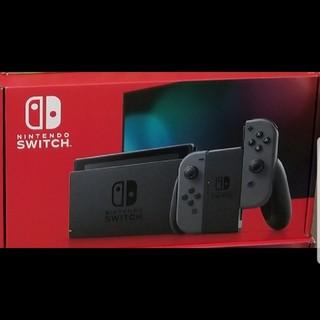Nintendo Switch - 新型Nintendo Switch グレー