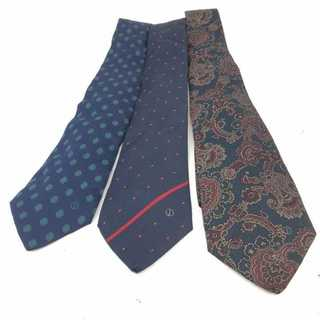 ダンヒル(Dunhill)のダンヒル 3本セット メンズ 紳士 ネクタイ スーツ ビジネス ブランド シルク(ネクタイ)