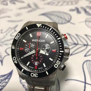ウェンガー(Wenger)のウェンガー Wenger 腕時計(腕時計(アナログ))