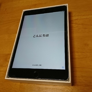 Apple - iPad mini 4 16GB 箱+付属品 ジャンク ssid 様専用