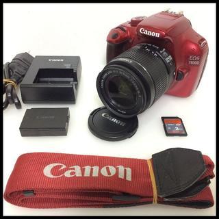 Canon - CANON EOS 1100D (Kiss X50) 標準レンズ