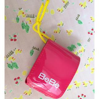 ベベ(BeBe)の再値下げ【新品☆未使用】BeBe ランドセル型 防犯ブザーケース ピンク(ランドセル)