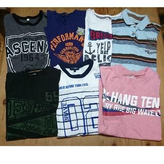 子供服 男の子 160センチ 半袖Tシャツ  まとめ売り